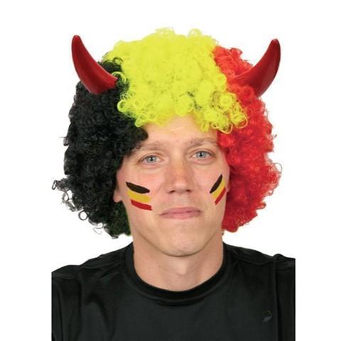 Belgium pruik