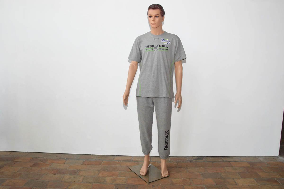 Okapi broek grijs