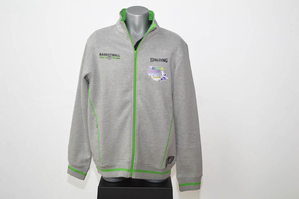 Okapi jacket grijs