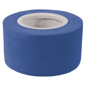 Cotton tape Blue