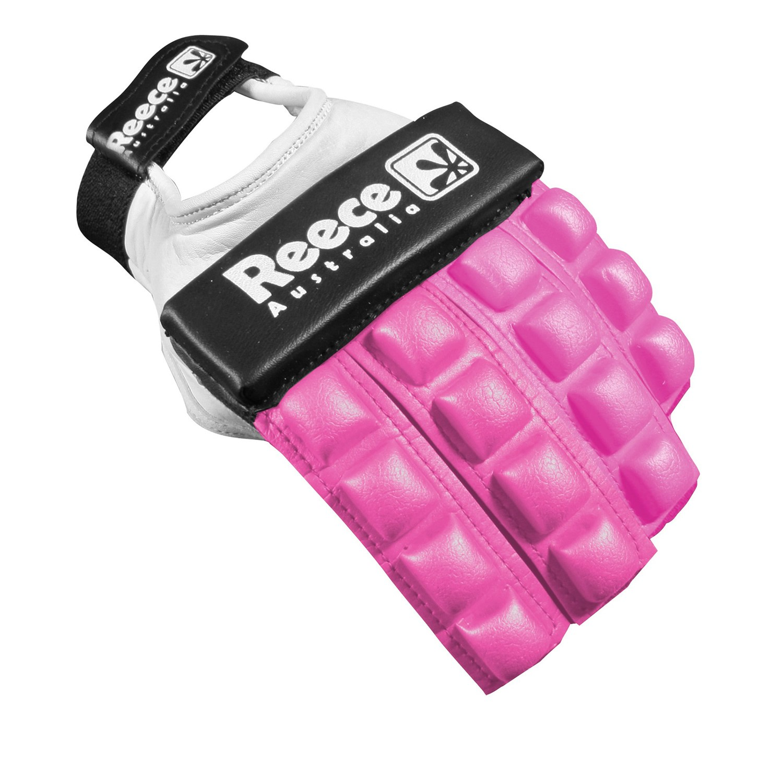 Prot glove half finger pink