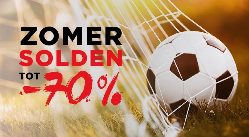 De solden zijn gearriveerd! Haast je snel naar jouw Go Sport winkel en geniet van de zomersolden!