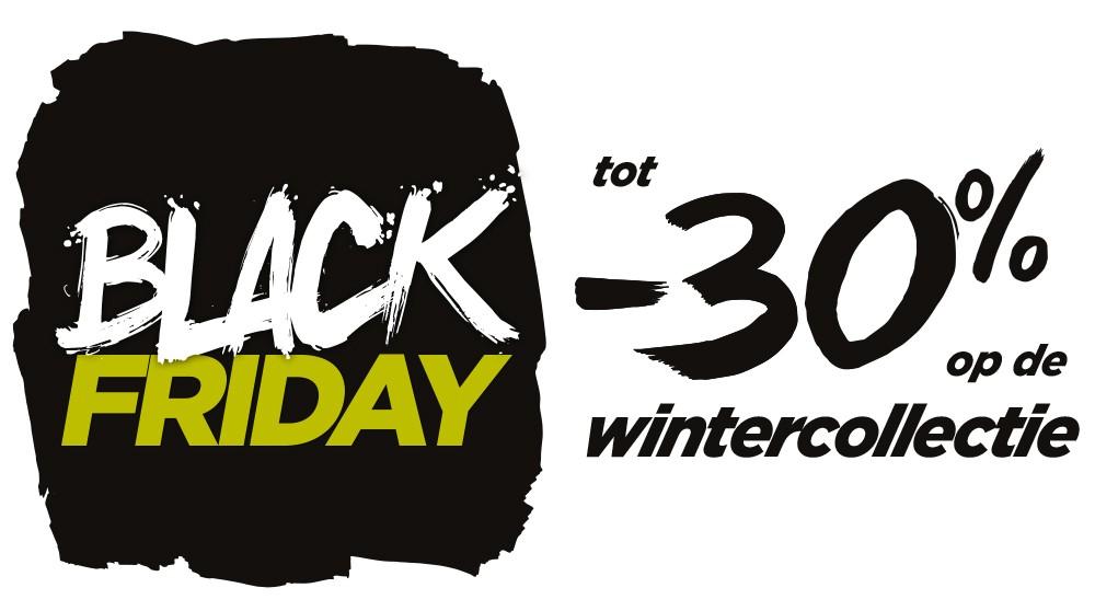 Black Friday-kortingen bij GO Sport